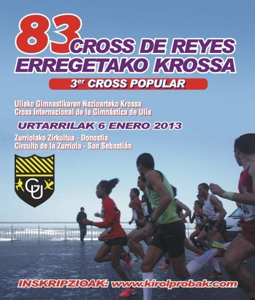 ERREGETAKO KROSSA CROSS REYES