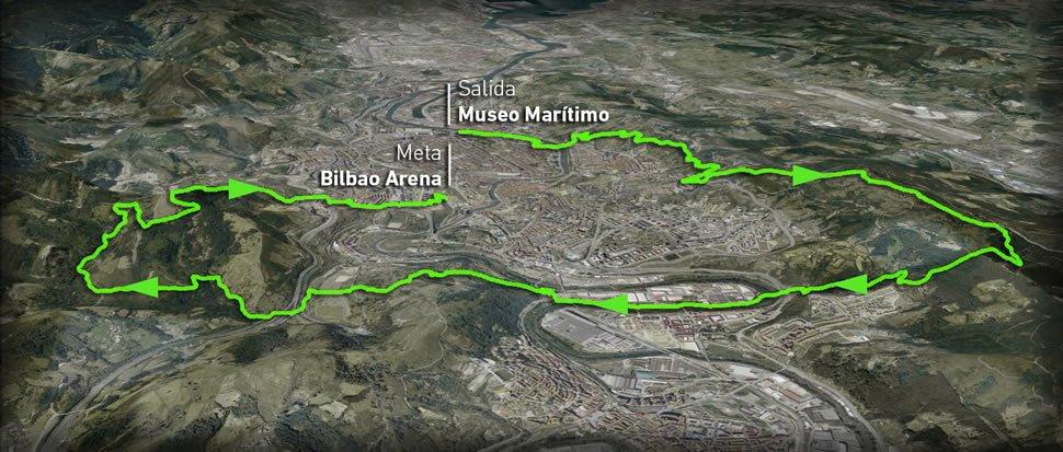 BILBAO MENDI TRAIL IBILBIDEA