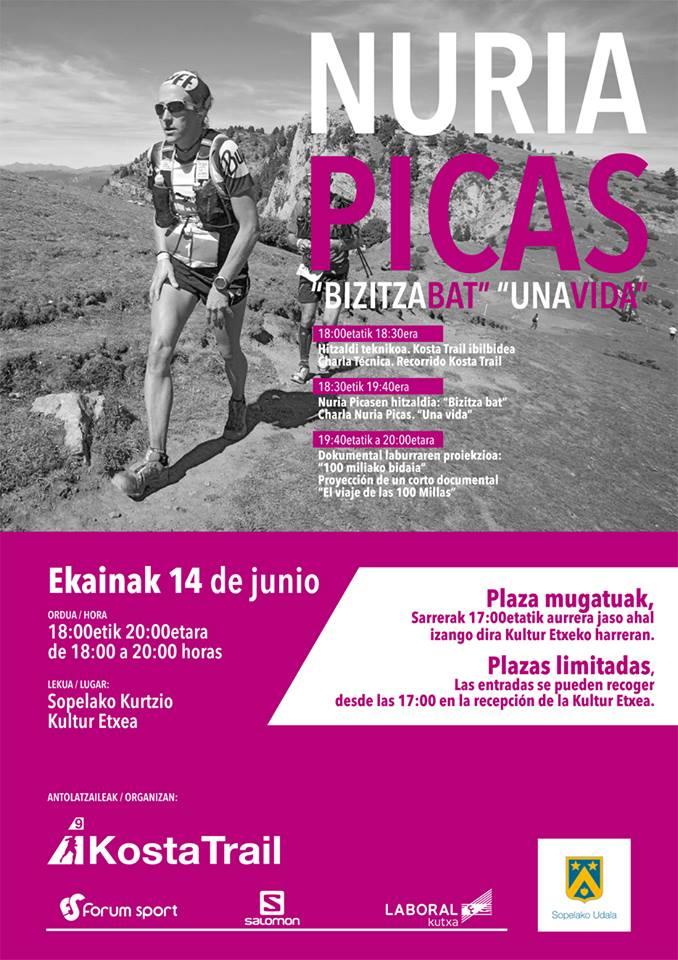 nuria picas forum sport kosta trail