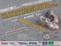 XXII. LEKUNBERRIKO LEGOA MEMORIAL TXIKITO DE ARRUITZ