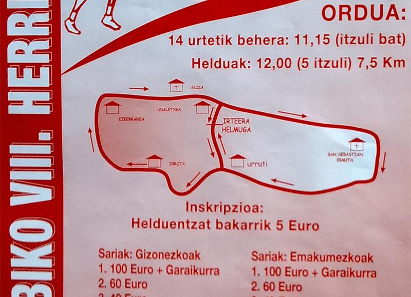 VIII. BERROBIKO HERRI KROSA