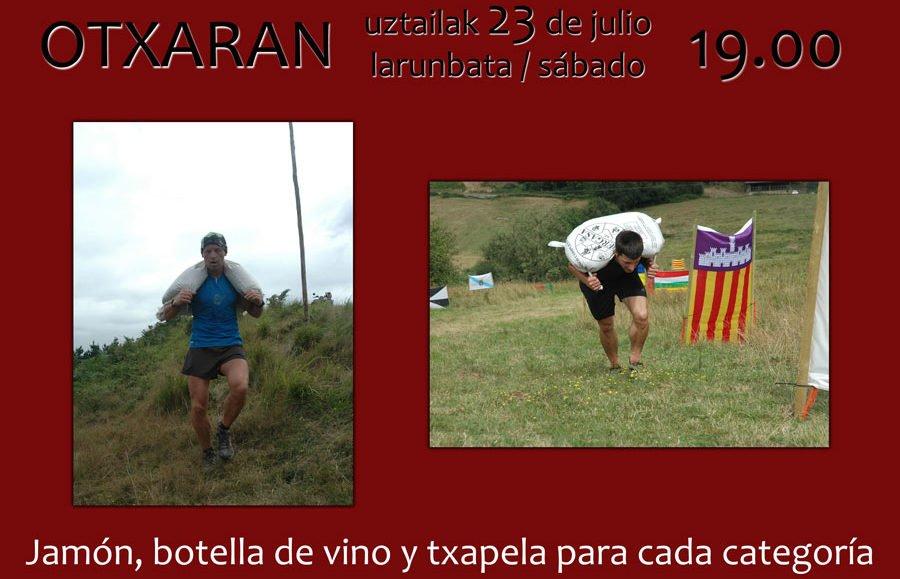 """II. SUBIDA """"Prado de Martintxu"""" IGOERA"""