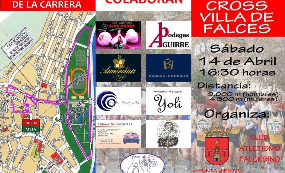 XXIV. CROSS POPULAR VILLA DE FALCES