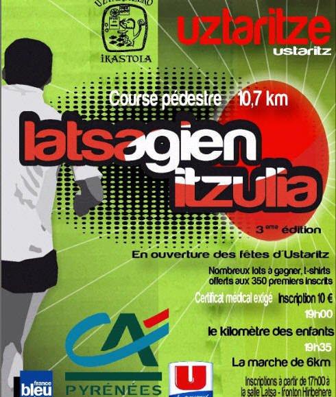 III. LATSAGIEN ITZULIA 2012