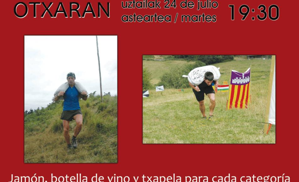 """III. SUBIDA """"Prado de Martintxu"""" IGOERA"""