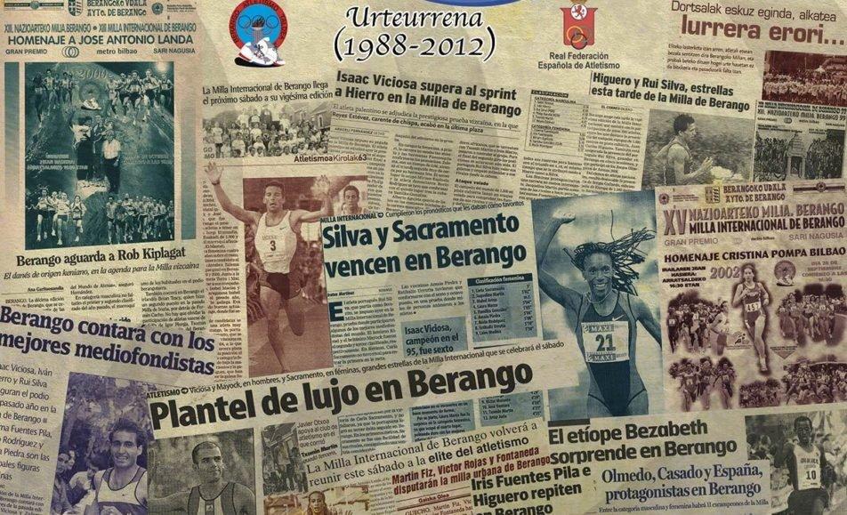 XXV. MILLA INTERNACIONAL DE BERANGO NAZIOARTEKO MILIA