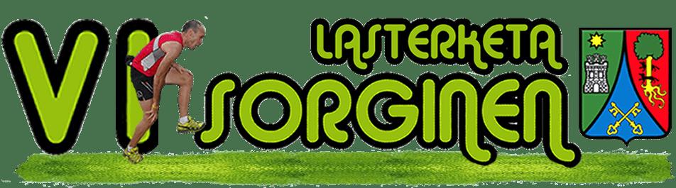 X. SORGIÑEN LASTERKETA – 2017