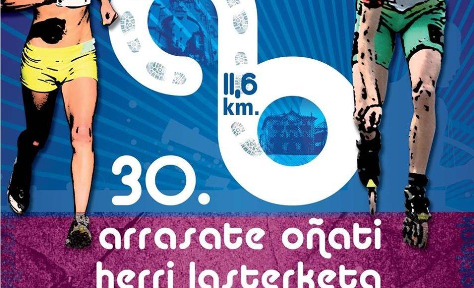 XXXIV. ARRASATE OÑATI LASTERKETA – 2017