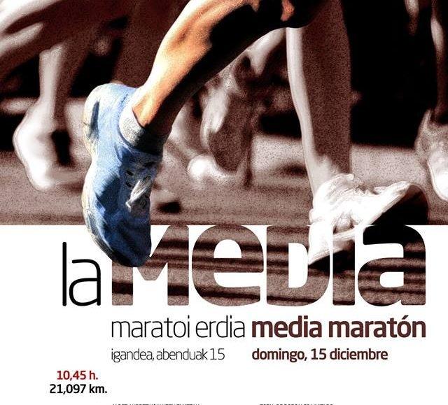 XL. MEDIO MARATON VITORIA – GASTEIZKO ERDI MARATOIA – 2017