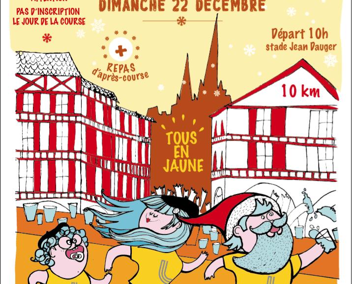XIV. COURSE DU BOUT DE L'AN 2014