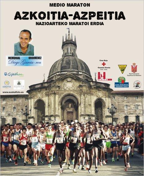 XXV. AZKOITIA-AZPEITIA MARATOI ERDIA – Diego Garciaren oroimenez – 2018