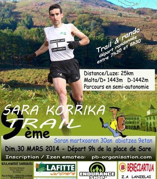 XII. SARA KORRIKA TRAIL – 2017
