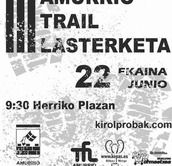 VII. AMURRIO TRAIL LASTERKETA – 2018