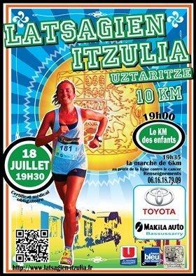 VII. LATSAGIEN ITZULIA 2016