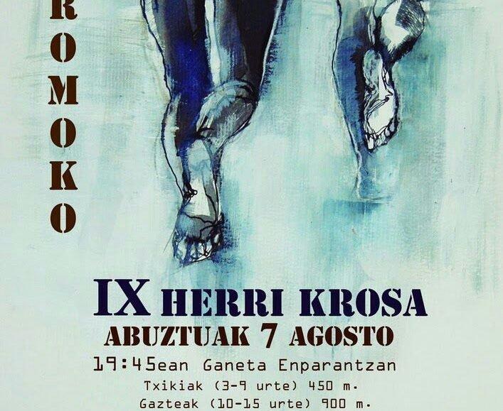 X. ERROMOKO HERRI KROSA