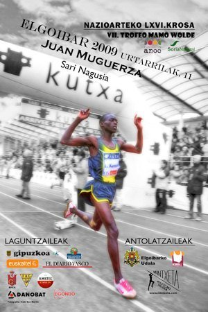 LXV Juan Muguerza Nazioarteko krossa / Cross Internacional Juan Muguerza