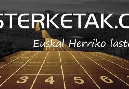 www.lasterketak.com! 5 urte Euskal Herriko lasterketen berri ematen