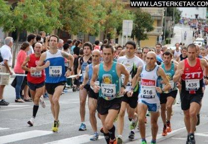 El Memorial Josetxo Imaz de mañana reunirá a casi 700 corredores en la salida del Estadio Altamira