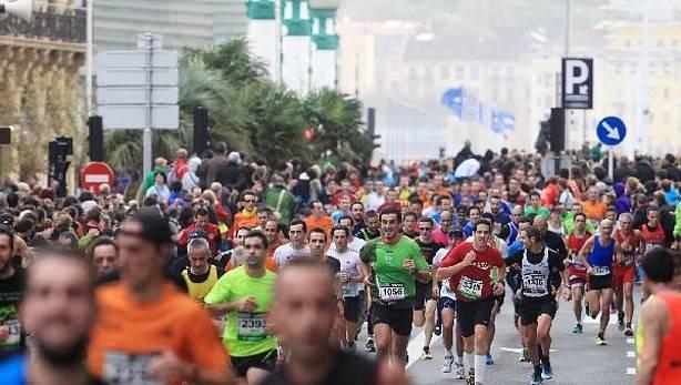 BEHOBIA - DONOSTIA: Correr nunca es de cobardes