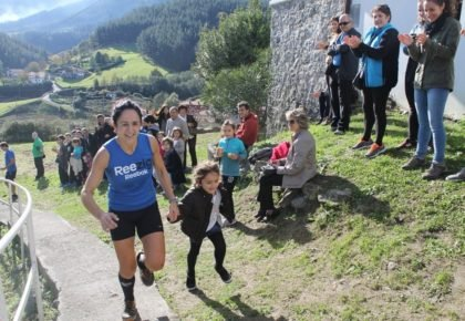Joseba Tobarrek eta Sonia Alonsok irabazi dute I. San Martin Mendi Lasterketa