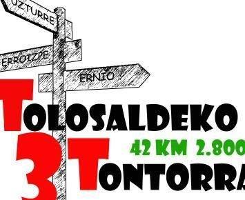 V. T3T – TOLOSALDEKO 3 TONTORRAK – 2019