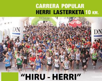 XXVI. HIRU HERRI HERRI LASTERKETA