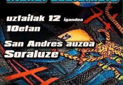 IV. Iñaki Ruiz Mendi Lasterketa datorren uztailaren 12an izango da