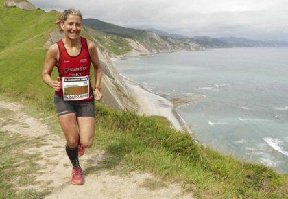 Manuel Merillasek eta Oihana Kortazarrek irabazi dute Flysch Traileko mendi maratoia
