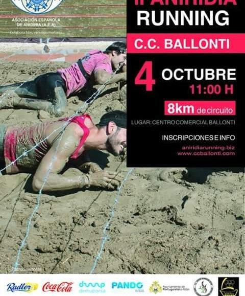 II. ANIRIDIA RUNNING C.C. BALLONTI