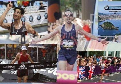 Liebres de lujo en la Maraton de Donostia – San Sebastian