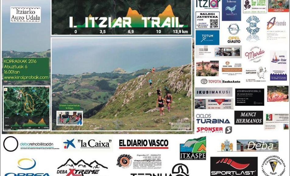 I. ITZIAR TRAIL