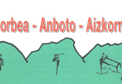XXI. HIRU HAUNDIAK – GORBEA – ANBOTO – AIZKORRI – 2018