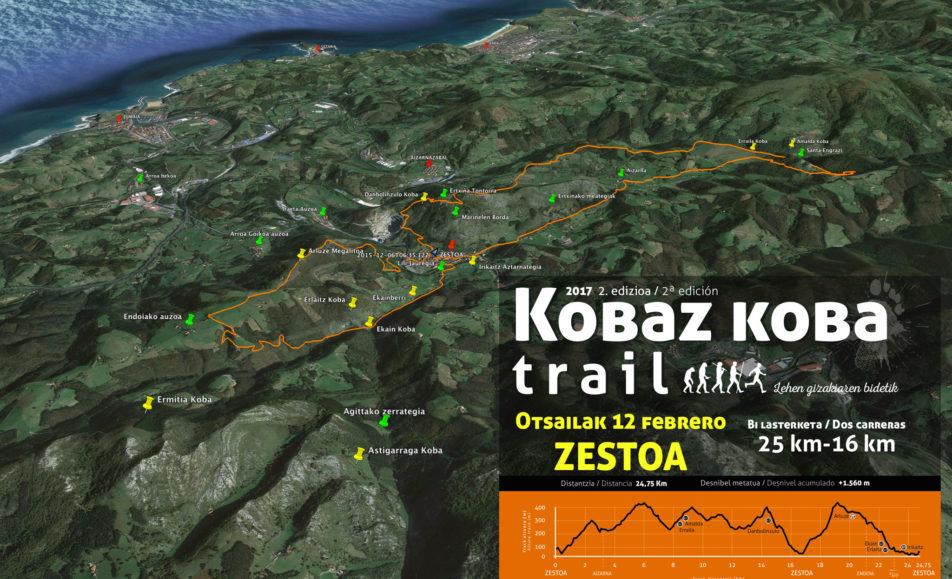 II. KOBAZ KOBA TRAIL – 2017