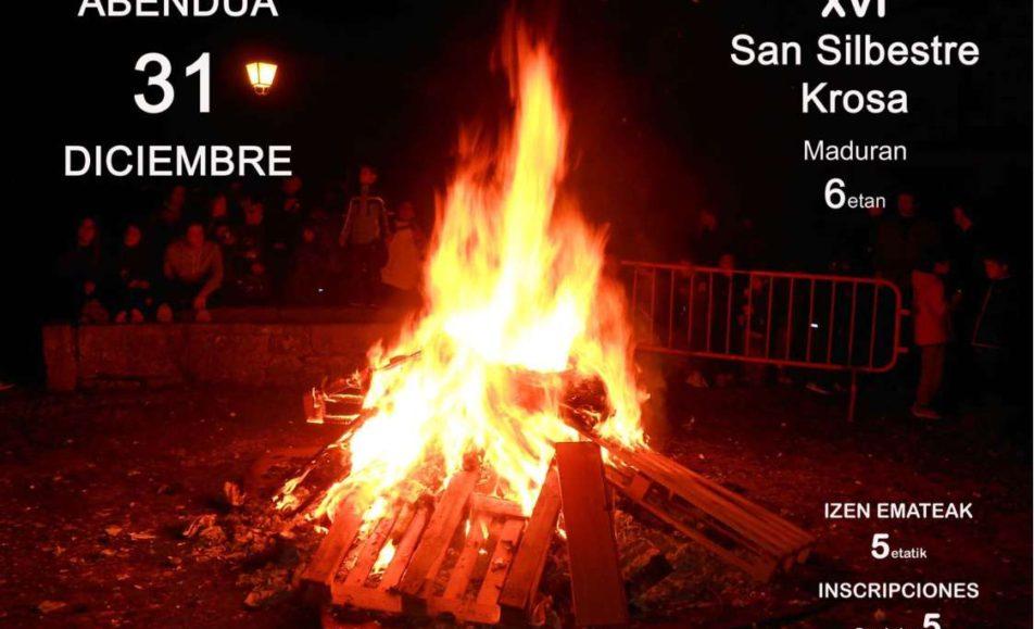 XVI. SAN SILVESTRE – AGURAIN / SALVATIERRA – 2016