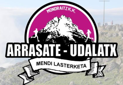 V. ARRASATE UDALATX MENDI LASTERKETA – 2019