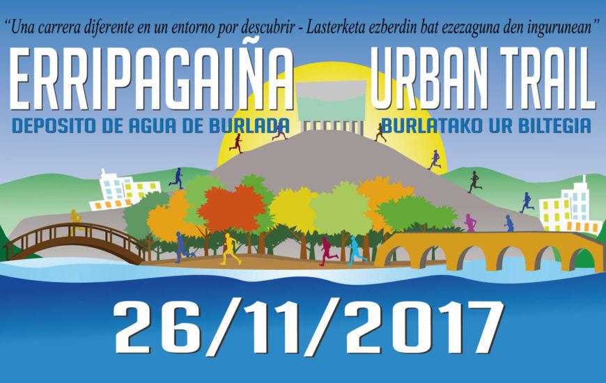 II. ERRIPAGAINA URBAN TRAIL - 2017