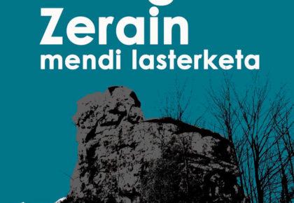 """IV. SEGURA ZERAIN TRAIL MENDI LASTERKETA """"SANSON PROBA"""" – 2019"""