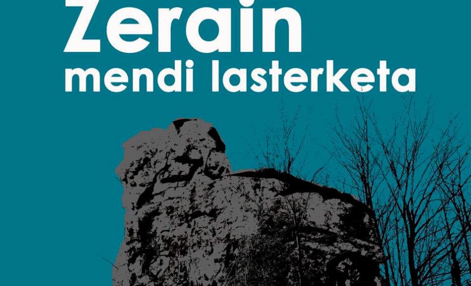 """V. SEGURA ZERAIN TRAIL MENDI LASTERKETA """"SANSON PROBA"""" – 2020"""