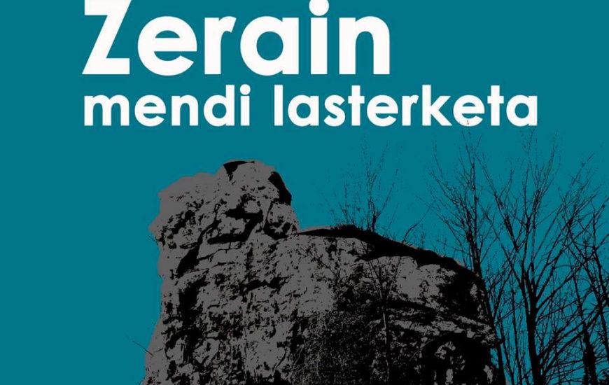 SEGURA ZERAIN MENDI SPRINT LASTERKETA