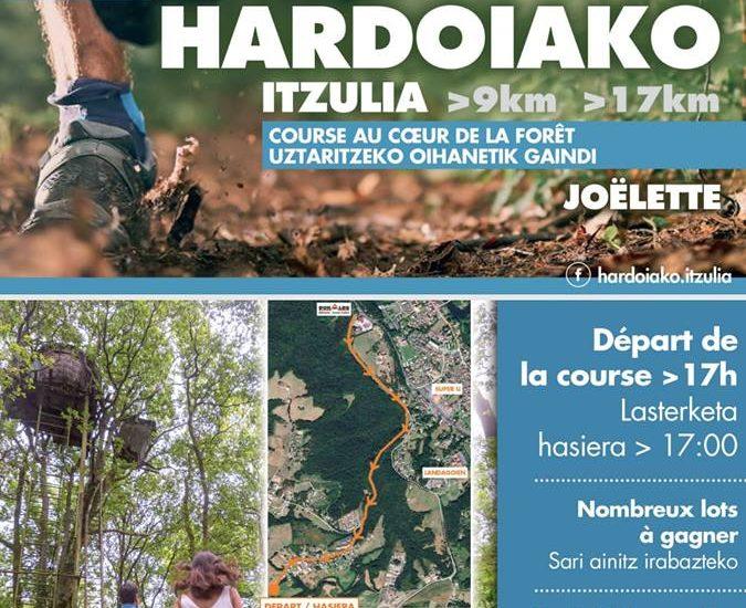 HARDOIAKO ITZULIA - 2018
