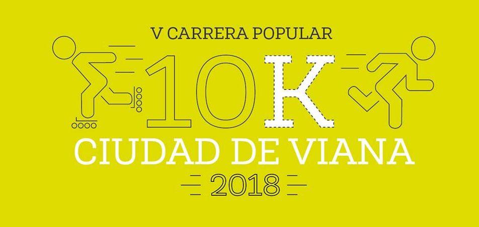 """V. VIANA HIRIKO HERRI LASTERKETA – CARRERA POPULAR """"CIUDAD DE VIANA"""" – 2018"""