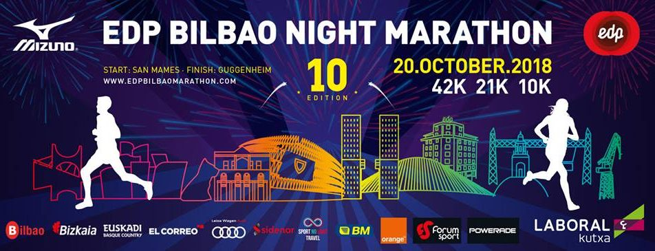 X. EDP BILBAO NIGHT MARATHON – 2018