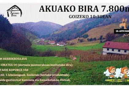 XIII. AKUAKO BIRA – 2018
