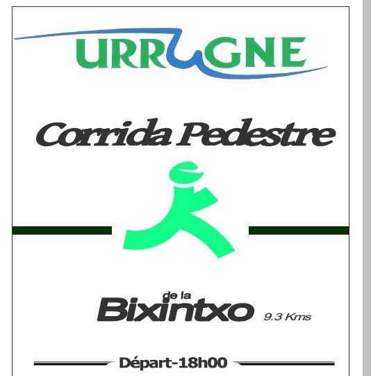 XXIX. CORRIDA PEDESTRE DE LA BIXINTXO – 2018