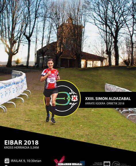 XXIII. SUBIDA ARRATE IGOERA ORBETIK – Memorial Simon Aldazabal – 2018