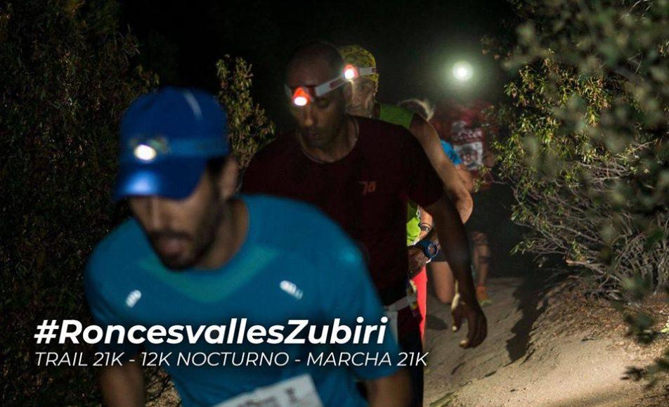 II. TRAIL NOCTURNO RONCESVALLES-ZUBIRI – 2018