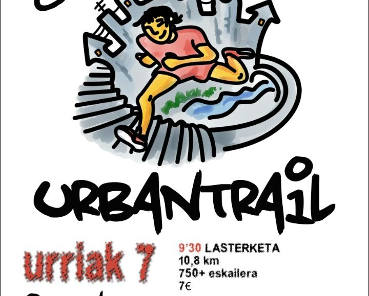 I. SORALUZE URBAN TRAIL – 2018