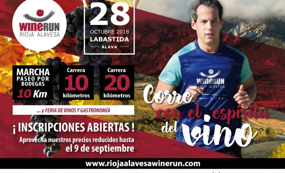 III. WINE RUN RIOJA ALAVESA – 2018