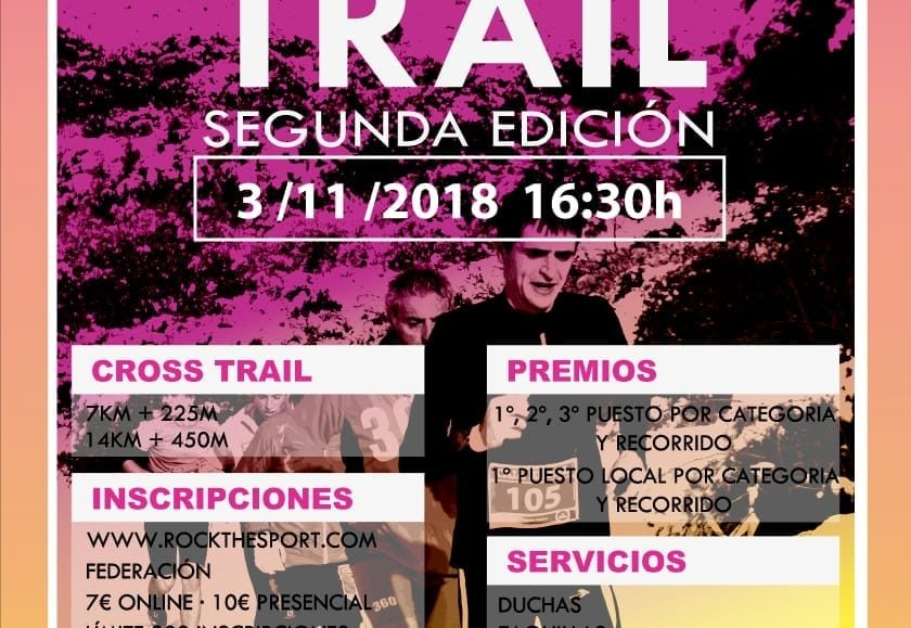 II. CROSS TRAIL ARRONIZ – 2018