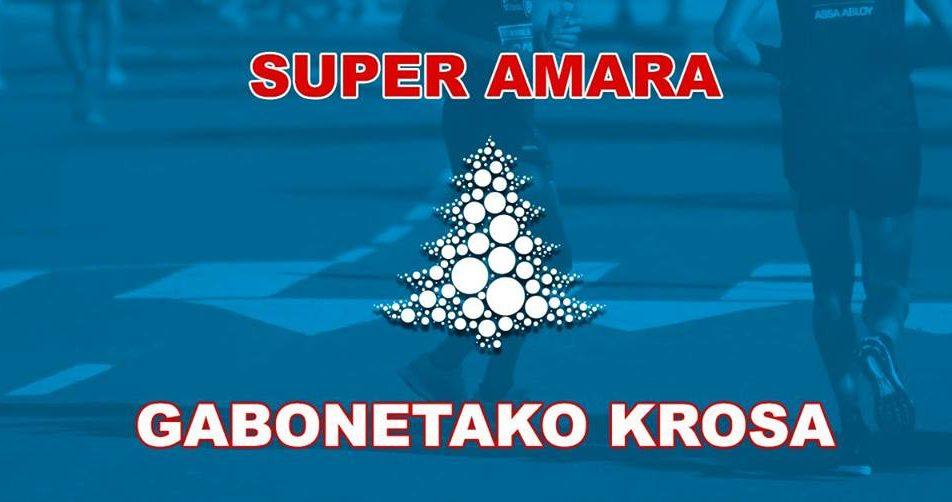V. SUPER AMARA GABONETAKO KROSA IRUN – 2018
